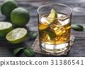 booze lime mint 31386541