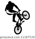 jump, bicycle, bike 31387539