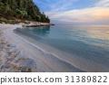 Porto Vathy Marble Beach, Greece 31389822
