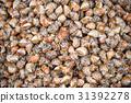 fresh spotted babylon in fish market 31392278