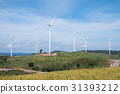 Windmills for electric power production 31393212