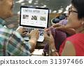 贸易 电子商务 便携电脑 31397466