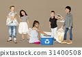 garbage, group, kid 31400508