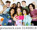 Party Celebrete Enjoyment Festive Activities 31400618