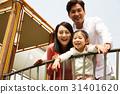 가족, 놀이터, 한국인 31401620