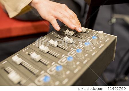 레코딩 스튜디오 큐 박스 31402760