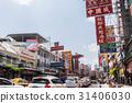 泰國首都曼谷唐人街(Yawarat Street) 31406030