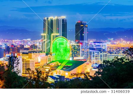 View of Miramar Entertainment Park and New Taipei 31406039