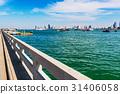 View of Pattaya waterfront 31406058