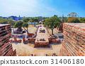 Ancient temple walls 31406180