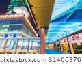 101,Taipei,footbridge 31406376