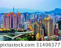 Taipei Xindian cityscape 31406377