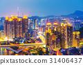 Taipei buildings city 31406437