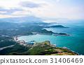 Taiwan countryside hills 31406469