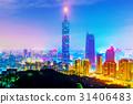 101, Taipei, cityscape 31406483