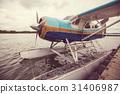 Seaplane in Alaska 31406987