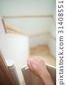 嬰兒門嬰兒圍欄樓梯(安全安全事故預防跌倒預防跌倒安全措施) 31408551