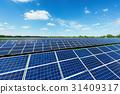 Solar power station 31409317