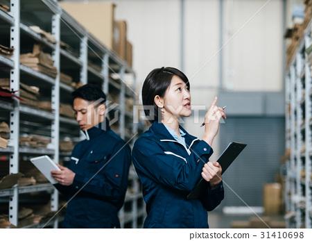 工廠 職業 工人 31410698