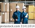 工廠工人 31411014