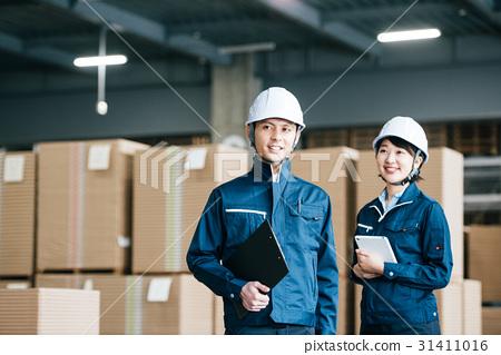 工廠工人 31411016