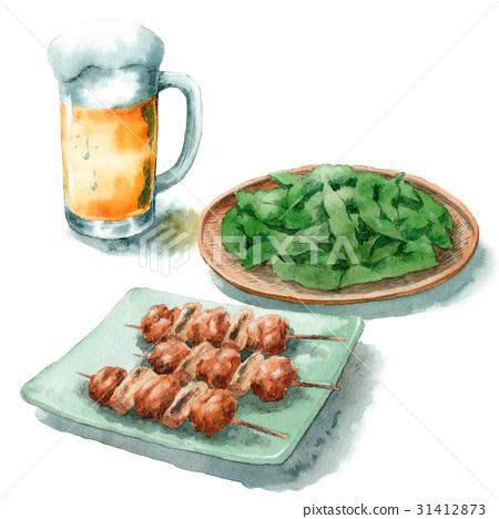 下酒菜 小菜 配菜 31412873
