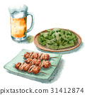 下酒菜 小菜 配菜 31412874