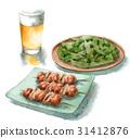 下酒菜 小菜 配菜 31412876