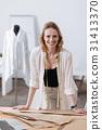 裁縫 專業 女人 31413370