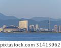 fukuoka tower, seaside momochi, momochi (place name) 31413962