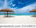 馬爾代夫 海灘 旅遊勝地 31416633