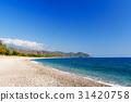 beach, cirali, turkey 31420758