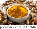 Turmeric powder and turmeric capsules  31422687