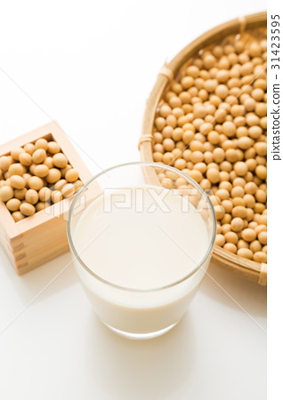 Soy and soymilk 31423595