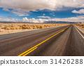 highway, desert, route 31426288