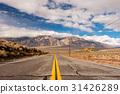 highway, desert, route 31426289