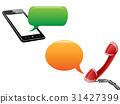 phone communication background 31427399