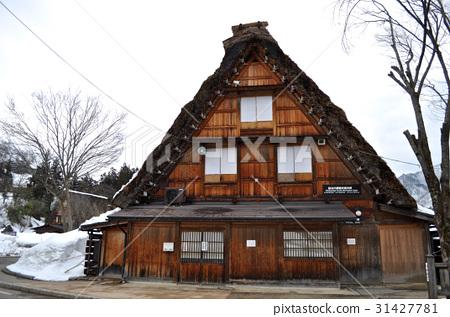 Pictures of Shirakawago, Gifu Prefecture 31427781
