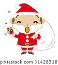 character, santa clau, christmas 31428318