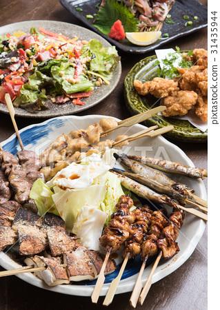 Izakaya menu 31435944