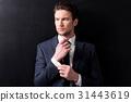 男性 男人 西服 31443619