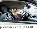 car watch cheerful 31444013