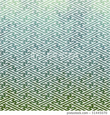 buddhist pattern pattern patterns stock illustration 31445070