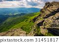boulder, mountain, edge 31451817