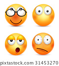 emoticon, smiley, face 31453270