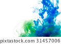 color drop,abstract background. 31457006