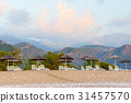 beach, cirali, turkey 31457570