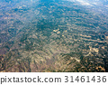 desert near mexico city aerial view cityscape 31461436