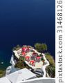 oia, luxury, outdoor 31468126