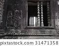Angkor wat detail 31471358